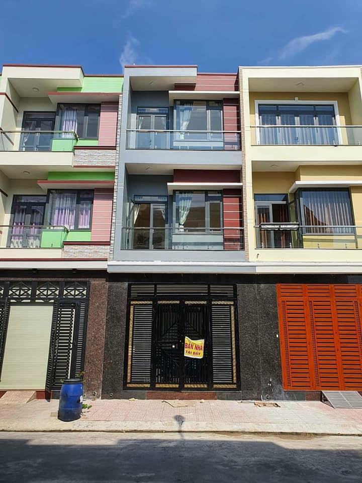 nhà bán đường Nguyễn Công Trứ Dĩ An Bình Dương 2021