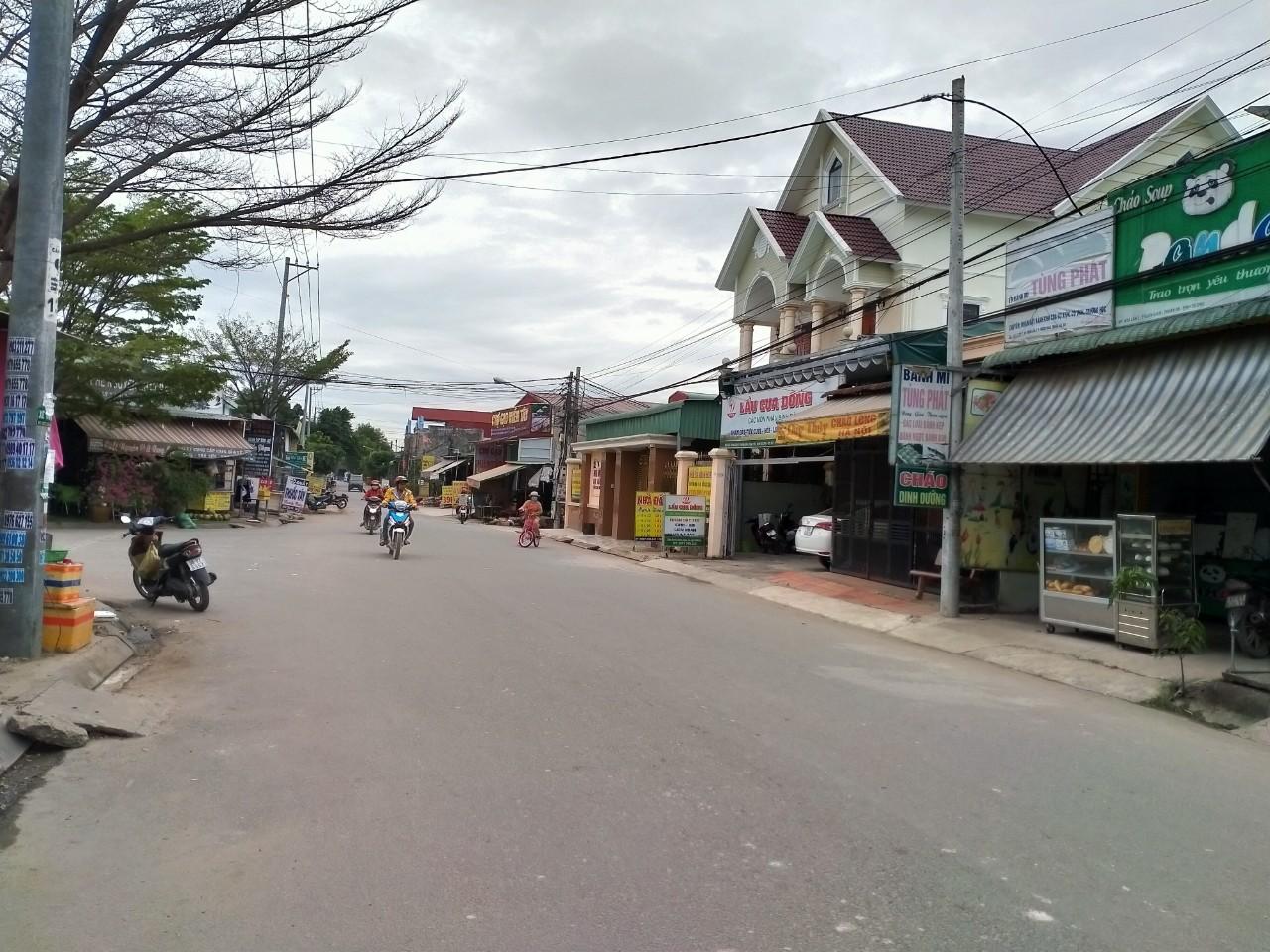 Bán đất mặt tiền đường Khánh Bình 05 Tân Uyên